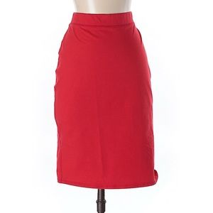 Old Navy Casual Pencil Skirt, Size Small